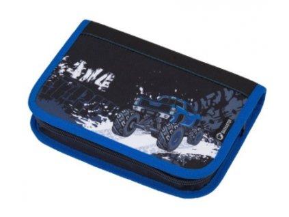 Bagmaster CASE GALAXY 8 C BLACK/BLUE/WHITE