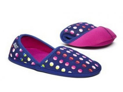 BUILT FOLD AND GO TRAVEL SLIPPERS DOT NO.9 LARGE vel. 37-39