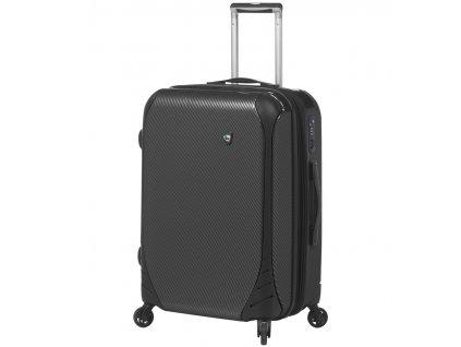 cestovný kufor MIA TORO M1021/3-M - čierna  + LED svítilna
