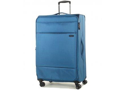 cestovný kufor ROCK TR-0161/3-L - modrá  + LED svítilna + zľava 10% s kódom AKCE10