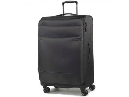 cestovný kufor ROCK TR-0161/3-M - čierna  + LED Čelovka 3W