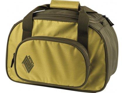 NITRO taška DUFFLE BAG XS golden mud