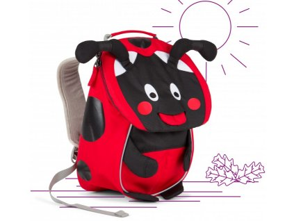 Affenzahn detský batoh Beruška Lilly