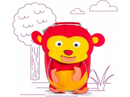 Affenzahn detský batoh Opička Marty