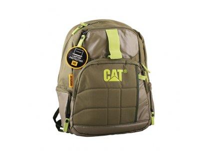 CAT batoh Millennial BRANDON, zelený/limetka