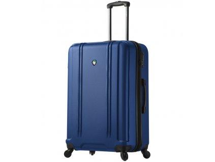 cestovný kufor MIA TORO M1210/3-L - modrá  + LED svítilna