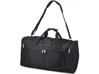 Cestovná taška CITIES 602 - čierna