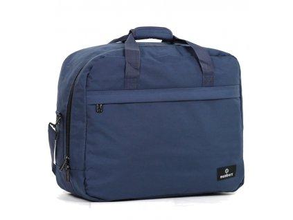 Cestovná taška MEMBER'S SB-0036 - modrá