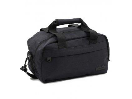 Cestovná taška MEMBER'S SB-0043 - čierna