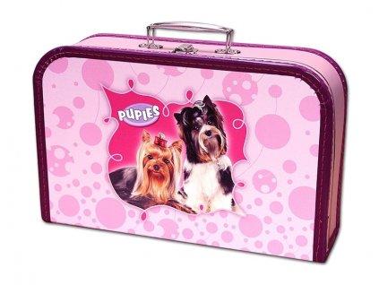 detský kufřík Pupies