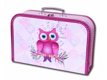 detský kufřík Sova