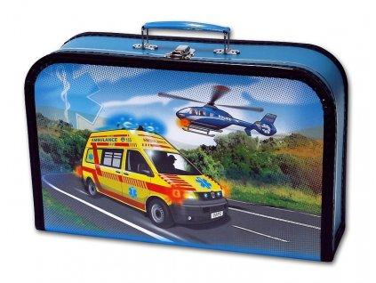 detský kufřík Záchranáři