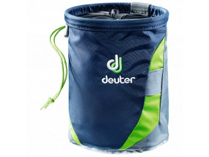 Deuter  Gravity Chalk Bag I L Navy-granite - Pytlík