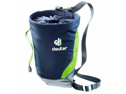 Deuter  Gravity Chalk Bag II L Navy-granite - Pytlík
