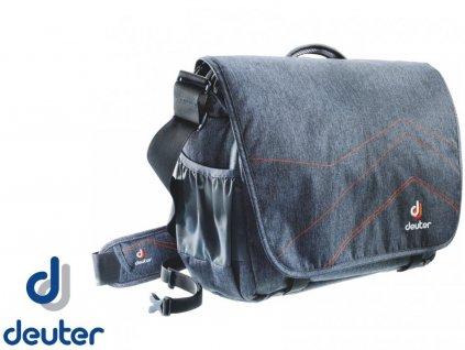 3e5fee1cde793 Deuter Operate III dresscode-orange - taška přes rameno + LED Svítilna