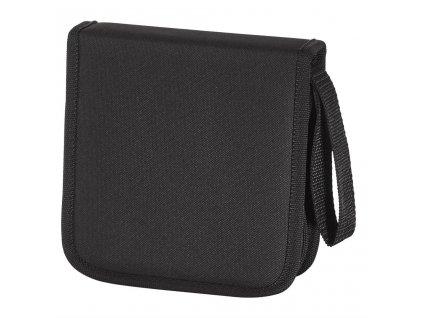 Hama pouzdro CD Wallet Nylon 32, barva čierna