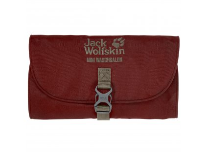Jack Wolfskin MINI WASCHSALON redwood