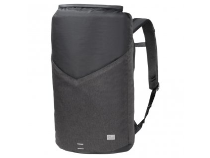 Jack Wolfskin WOOL TECH GYM PACK phantom  + LED Svítilna