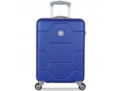 kabinová batožina SUITSUIT® TR-1225/3-S ABS Caretta Dazzling Blue  + LED svítilna