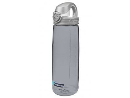 Nalgene OTF 750 ml Smoke w/Gray Cap - láhev