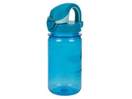 Nalgene OTF Kids 350 ml Blue - láhev pro děti