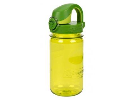 Nalgene OTF Kids 350 ml Green - láhev pro děti