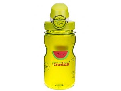 Nalgene OTF Kids 350 ml Green Melon - láhev pro děti