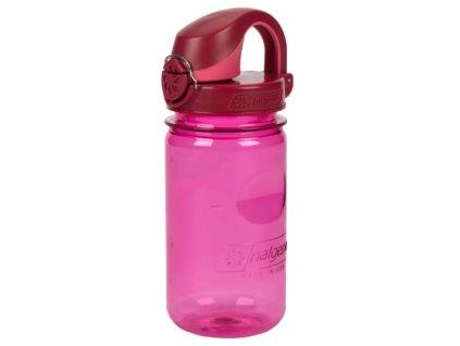 Nalgene OTF Kids 350 ml Pink - láhev pro děti