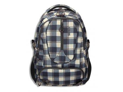 Studentský batoh WIZZARD Bond Blue