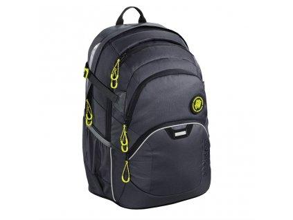 Školní batoh Coocazoo JobJobber2, Solid Shadowman  + LED svítilna