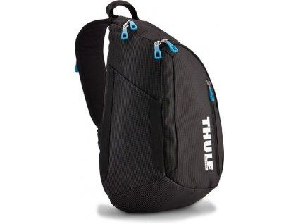 Thule Crossover jednoramenný batoh 14l TCSP313K - čierny  + 5% zľava po registrácii + LED svietidlo