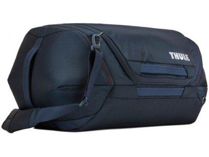 Thule Subterra Cestovná taška 60 l TSWD360MIN - modrošedá  + LED Čelovka 3W
