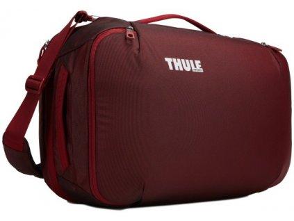 Thule Subterra Cestovná taška/batoh 40 l TSD340EMB - vínově červená  + LED Čelovka 3W