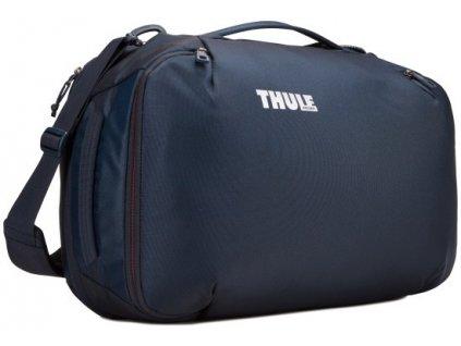 Thule Subterra Cestovná taška/batoh 40 l TSD340MIN - modrošedá  + LED Čelovka 3W