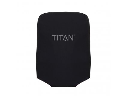 Titan Luggage Cover S Black