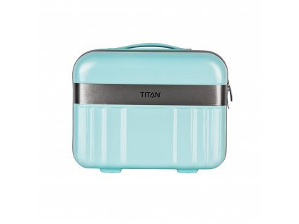 Titan Spotlight Flash Beauty case Mint