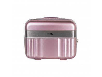 Titan Spotlight Flash Beauty case Wild rose  + LED svítilna