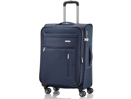 Travelite Capri 4w M Navy  + LED Svítilna