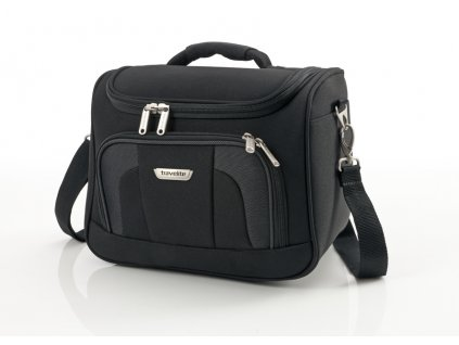 Travelite Orlando Beauty Case Black