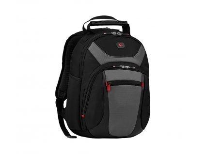 """Wenger batoh Nanobyte 13"""" Macbook Pro Black  + LED Svítilna"""