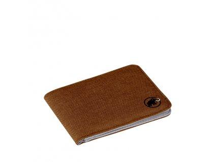 Mammut Flap Wallet Mélange timber