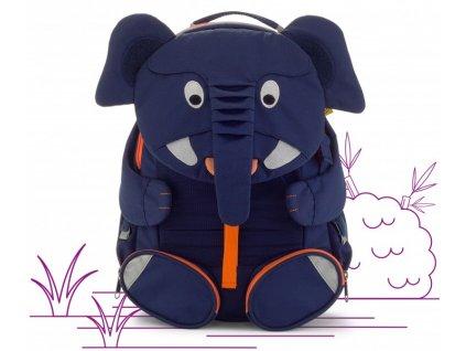 Affenzahn detský batoh do školky Slon Elias