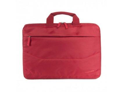"""Brašna TUCANO IDEA pro notebooky do 15"""", červená"""
