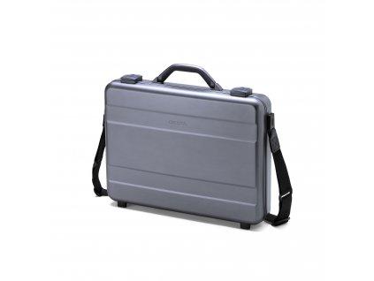 "Dicota Alu Briefcase 15""-17.3""  + LED svítilna"