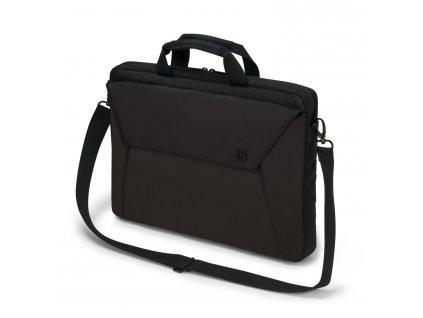 Dicota Slim Case EDGE 14-15.6 čierna