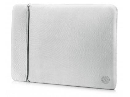 """HP 14.0"""" Reversible Sleeve – Black/Silver"""