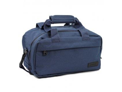 Cestovná taška MEMBER'S SB-0043 - modrá