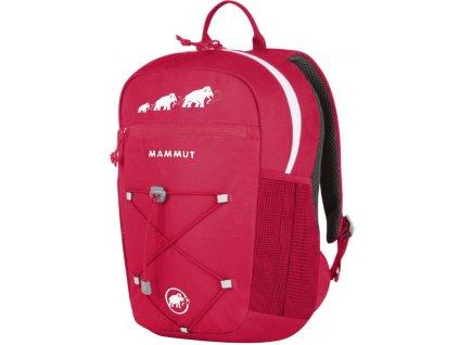Mammut First Zip 4 light carmine - detský batoh