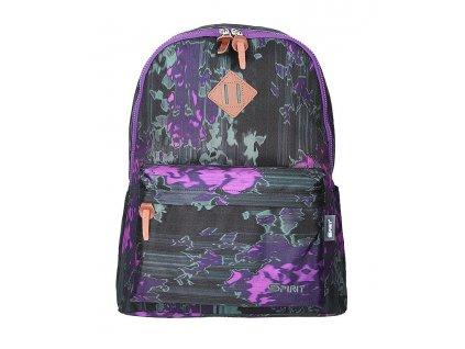 Volnočasový batoh SPIRIT SCOUT 10 fialová