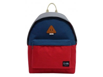 G.RIDE batoh AUGUSTE navy/red